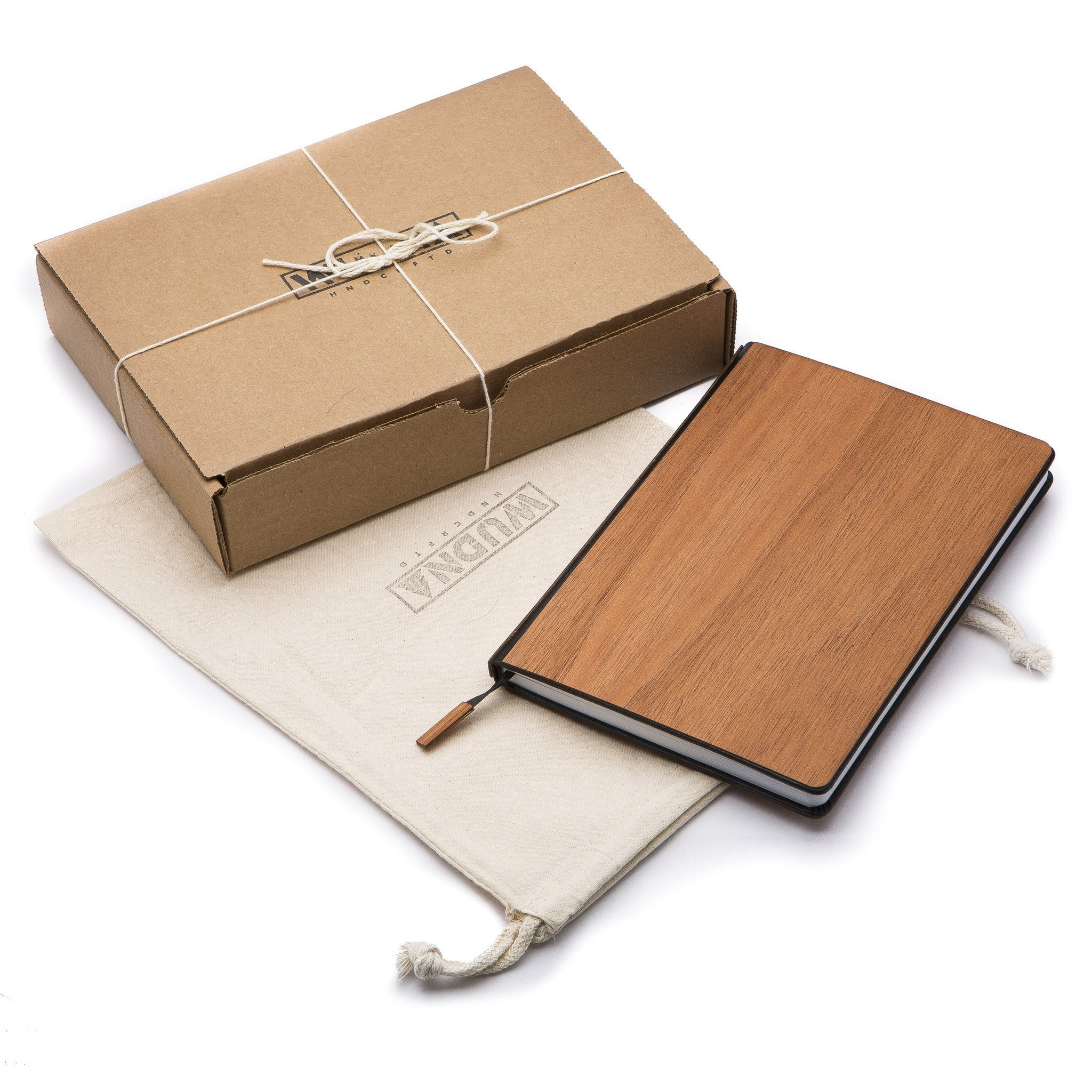 Wooden Journal, Notebook, Planner (5