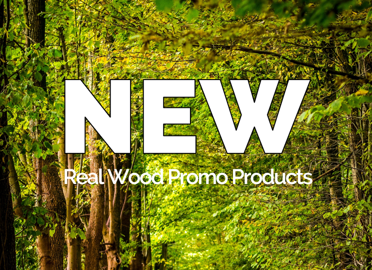 WUDN Real Wood Promo Products